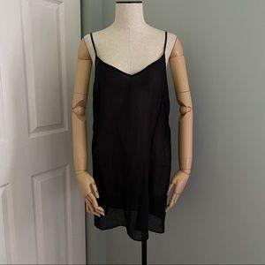 See By Chloe sheer slip dress